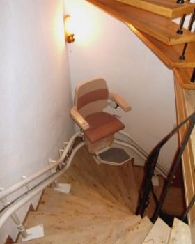 treppenlift gebraucht zum g nstigen preis kaufen. Black Bedroom Furniture Sets. Home Design Ideas